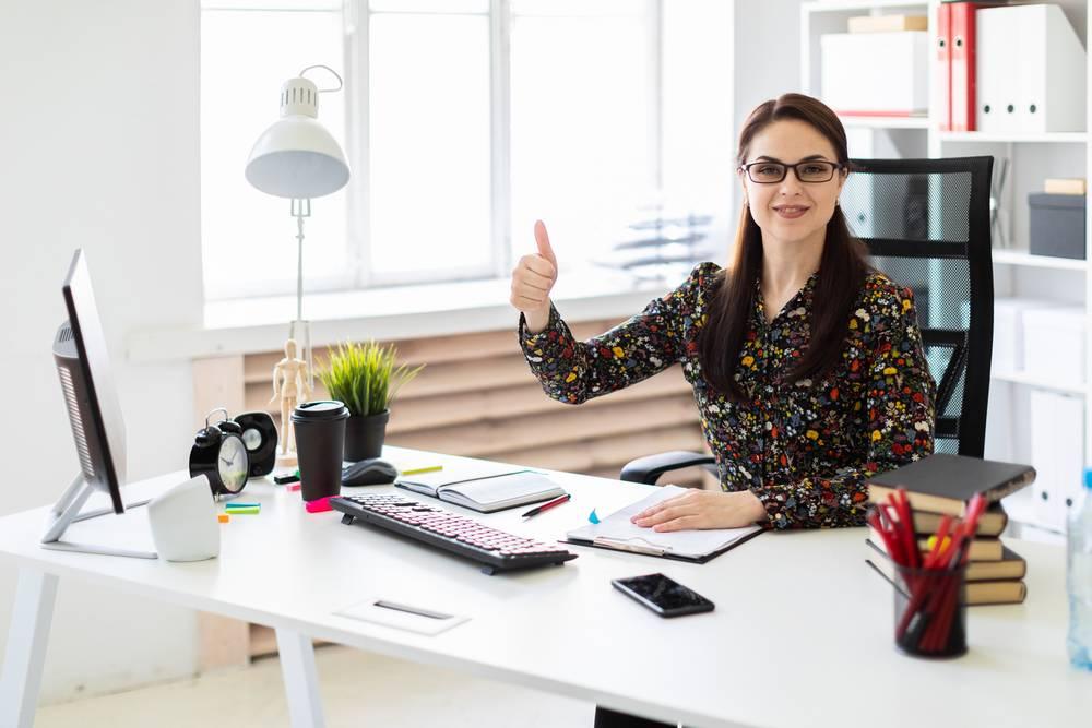 photo d'une femme gérant son temps comme il faut